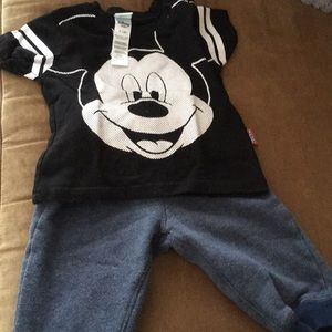 6-12 months shirt and pants bundle